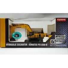 KYOSHO HYDRAULIC EXCAVATOR KOMATSU PC1250-8