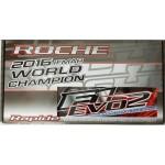 Roche - Rapide F1 EVO2 1/10 Kit