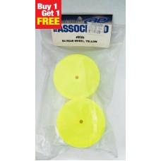 AE B4 Rear Wheel, Yellow