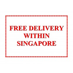 free delivery within singapore