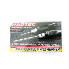 Radtec 3.01mm Titanium Coated Hand Reamer