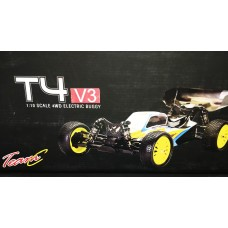 TEAM C T4V3  1/10 TEAM EDITION  4WD ELECTRIC BUGGY KIT