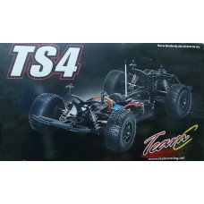 Team c TS4 4x4 Short Course Truck