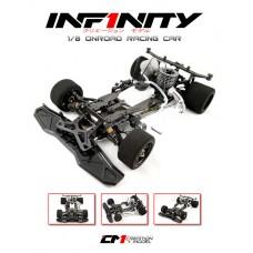 Infinity 1/8 OnRoad Nitro kit